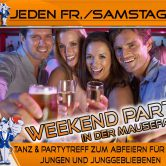Jeden Freitag – Weekend Party