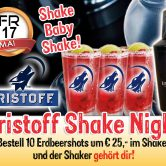 Eristoff Shake Night
