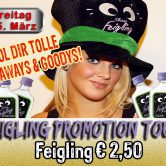 Feigling Promotion Tour